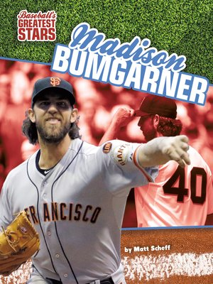 cover image of Madison Bumgarner