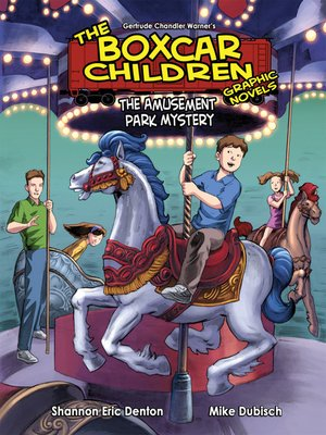 cover image of Amusement Park Mystery