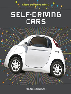 cover image of Self-Driving Cars