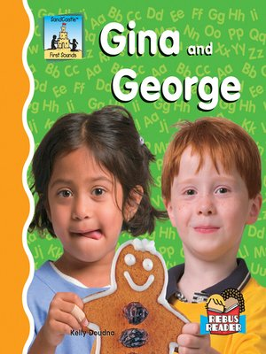 cover image of Gina and George