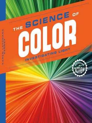 cover image of Science of Color