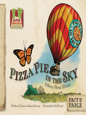 cover image of Pizza Pie in the Sky