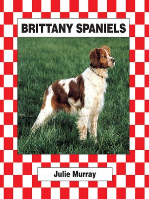 cover image of Brittany Spaniels