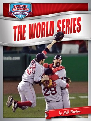 cover image of The World Series