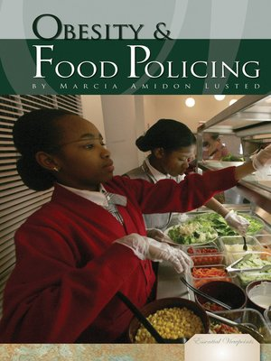 cover image of Obesity and Food Policing