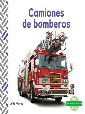 cover image of Camiones de bomberos (Fire Trucks)