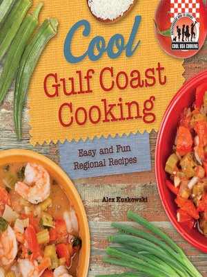 cover image of Cool Gulf Coast Cooking