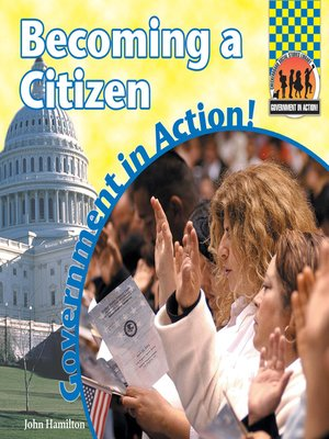 cover image of Becoming a Citizen