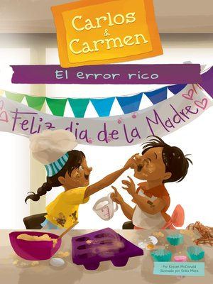 cover image of El Error Rico (The Yummy Mistake)