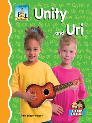 cover image of Unity and Uri
