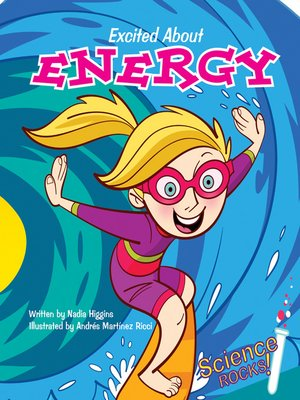 cover image of Excited About Energy