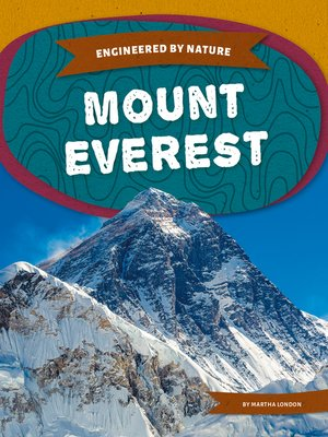 cover image of Mount Everest