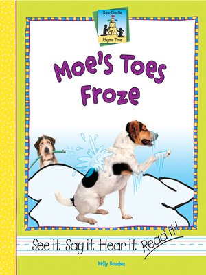 cover image of Moe's Toes Froze