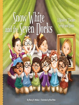 cover image of Snow White and the Seven Dorks