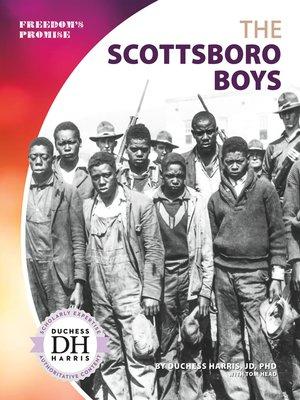 cover image of The Scottsboro Boys