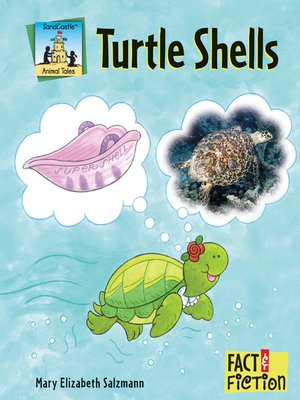 cover image of Turtle Shells