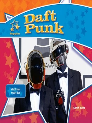 cover image of Daft Punk
