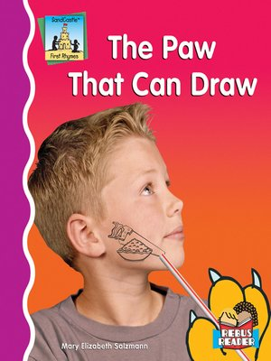 cover image of Paw that Can Draw