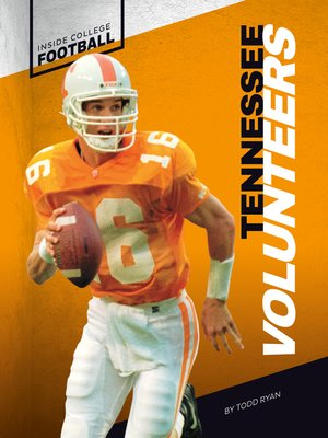 cover image of Tennessee Volunteers