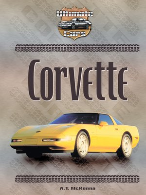 cover image of Corvette