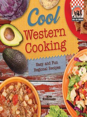 cover image of Cool Western Cooking