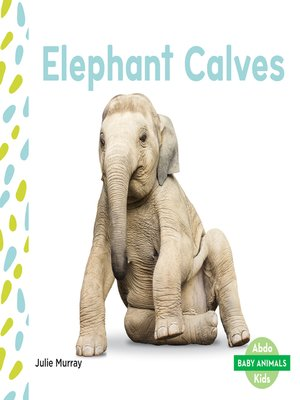 cover image of Elephant Calves
