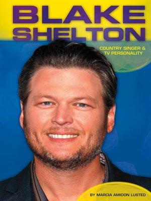 cover image of Blake Shelton