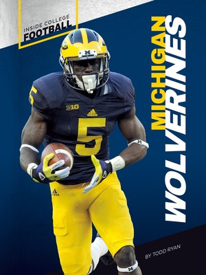 cover image of Michigan Wolverines