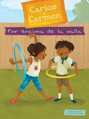 cover image of Por encima de la valla (Over the Fence)