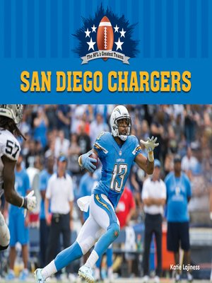 cover image of San Diego Chargers