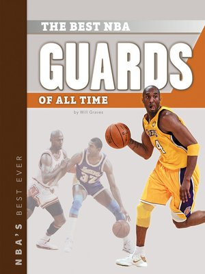 cover image of Best NBA Guards of All Time