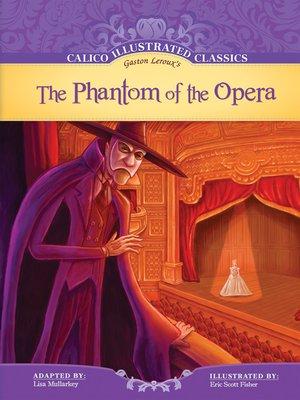 cover image of Phantom of the Opera