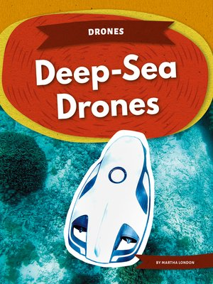 cover image of Deep-Sea Drones