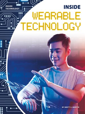 cover image of Inside Wearable Technology