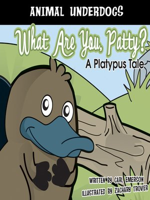 cover image of What are You, Patty?
