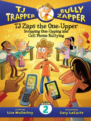 cover image of TJ Zaps the One-Upper