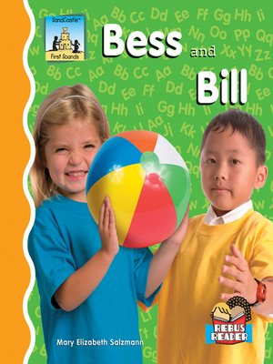 cover image of Bess and Bill