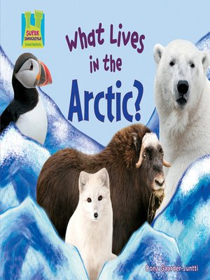 cover image of What Lives in the Arctic?