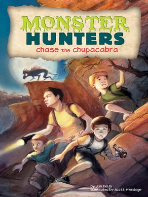 cover image of Chase the Chupacabra