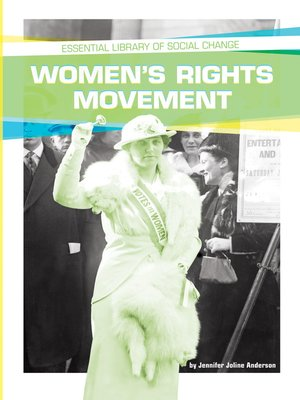 cover image of Women's Rights Movement