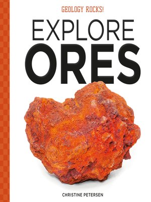 cover image of Explore Ores