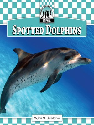 cover image of Spotted Dolphins