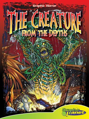 cover image of Creature from the Depths