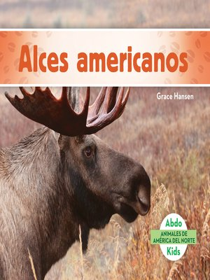 cover image of Alces americanos (Moose)
