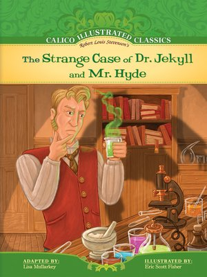 cover image of Strange Case of Dr. Jekyll and Mr. Hyde