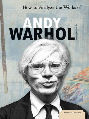 cover image of How to Analyze the Works of Andy Warhol
