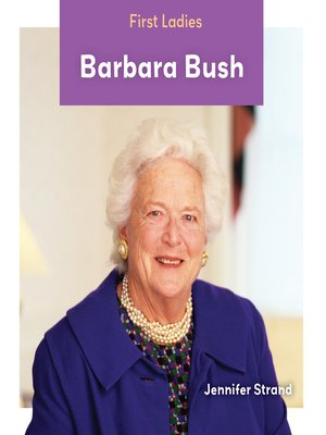 cover image of Barbara Bush