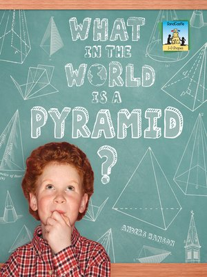 cover image of What in the World is a Pyramid?