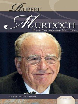 cover image of Rupert Murdoch