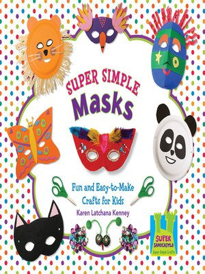 cover image of Super Simple Masks